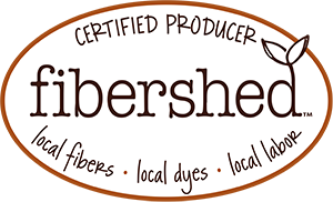 Fibershed Certified Producer logo