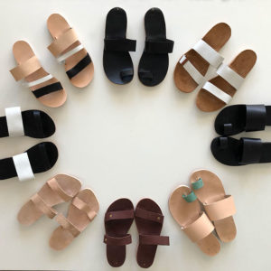 Sandal Making with Stace Fulwiler